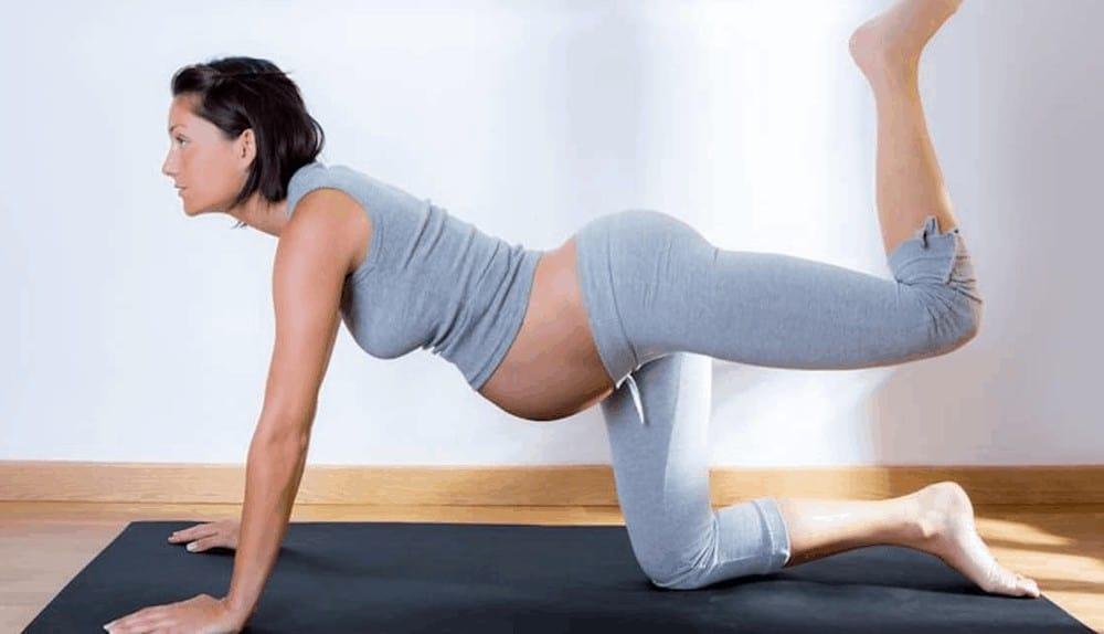 Zwangerschapsfysio